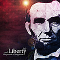 Abraham Lincoln by Phil Perkins
