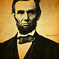 Abraham Lincoln Portrait and Signature by Design Turnpike