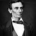 Abraham Lincoln Portrait by Anonymous