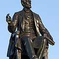 Abraham Lincoln Statue Philadelphia by Bill Cannon