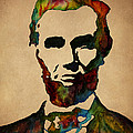 Abraham Lincoln Wise Words by Georgeta Blanaru