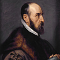 Abraham Ortelius by Peter Paul Rubens