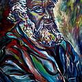 Abraham  Patriarch by Carole Spandau