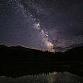 Absaroka Starscape by D Robert Franz