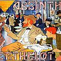 Absinthe Berthelot by Henri Thiriet