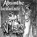 Absinthe Poster, 1892 by Granger