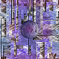 Abstract   Sphere by Jennifer Page