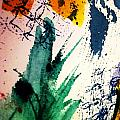 Abstract - Splashes Of Color by Ellen Levinson