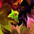 Abstract 012014 by David Lane