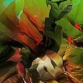 Abstract 050713 by David Lane
