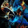Abstract 080613 by David Lane