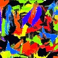 Abstract 1 by Chris Butler