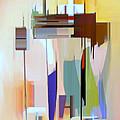 Abstract 16 by Rafael Salazar