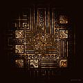 Abstract 326 by Judi Suni Hall