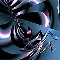 Abstract 347 by Judi Suni Hall