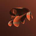 Abstract 351 by Judi Suni Hall