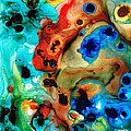 Abstract 4 - Abstract Art By Sharon Cummings by Sharon Cummings