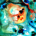 Abstract 5 - Abstract Art By Sharon Cummings by Sharon Cummings