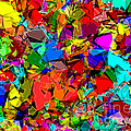Astratto - Abstract 50 by ZeDi