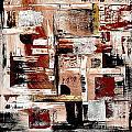 Abstract 524-11-13 Marucii by Marek Lutek
