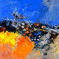 Abstract 88411133 by Pol Ledent