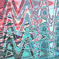 Abstract Approach Iv by Tatjana Popovska