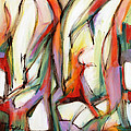 Abstract Art Forty-six by Lynne Taetzsch