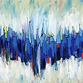 Abstract Art Sixty-two by Lynne Taetzsch