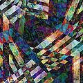 abstract - art - Tilt Two by Ann Powell