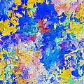 Abstract Series B10 by Carlos Diaz