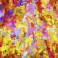 Abstract Series B6 by Carlos Diaz