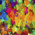 Abstract Series B7 by Carlos Diaz