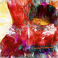 Abstract Series B8 by Carlos Diaz