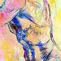 Abstract Bod 6 by Mark Ashkenazi