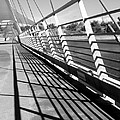 Abstract Bridge Architectural Detail