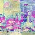 Abstract City by Mark-Meir Paluksht