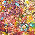 Abstract Colorama by Judy Tolley