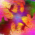 Abstract Cubed 26 by Tim Allen