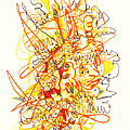 Abstract Drawing Fifty-three by Lynne Taetzsch