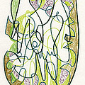 Abstract Drawing Forty-four by Lynne Taetzsch