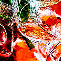 Abstract Drink by Christopher Holmes