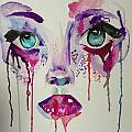 Abstract Eyes by Shelby Rawlusyk