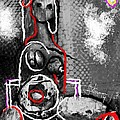 Abstract Figure Dec 14 2014 by Jim Vance
