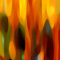 Abstract Forest by Amy Vangsgard