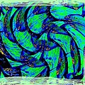 Abstract Fusion 167 by Will Borden
