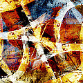 Abstract Graffiti 2 by Steve Ball