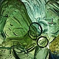 Abstract In Green by Crystal Nederman