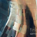 Abstract Metal 4 by Dennis Knasel