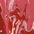 Abstract - Nail Polish - Tongue by Mike Savad