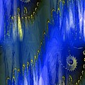 Abstract Nautilus by Maria Urso